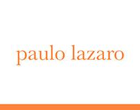 Paulo Lazaro Branding