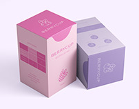 Packaging design for women hygiene products