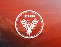 LE'PARK | Branding