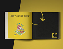 Best House Care Logo