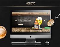 Beer Website Arg. Design