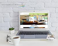 Weissenseerhof website design