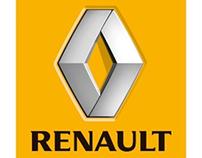 Renault Sandero (Rusia) Art Director 2014