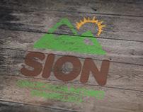 """Brand Identity - Centro Comunitario Evangelico """"SION"""""""
