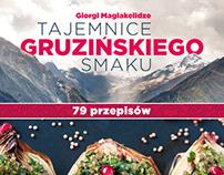 Tajemnice gruzińskiego smaku, NASZA KSIĘGARNIA, 2018