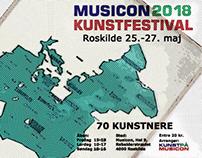 Musicon kunstfestival 2018