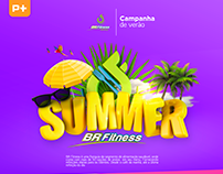 BR Fitness Summer Campaing