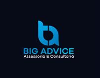 A & B Letter Logo