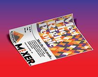 Mixer Poster Series