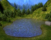 The Municipal Water Treatment Process