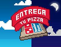 Entrega tu Pizza - Domino's Pizza