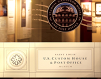 Exhibit Design: Old Post Office Museum