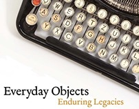 Everyday Objects, Enduring Legacies: 2012 calendar