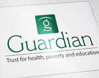 "Logo for ""Guardian"""