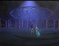 """Midsummer Night's Dream"" Theoretical Light Renderings"
