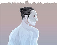 Adobe Illustrator - Character Portraits