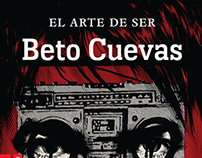 Beto Cuevas. Book and cover design