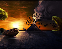 Three Turtle Islands