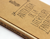 Libro: Antología de la Literatura Fantástica