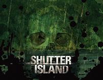 Shutter Island Cover & Ad. [Graphic Novel]