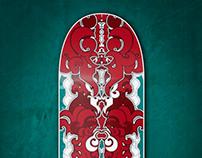Abstract 26.21 - Skate Decks