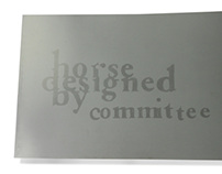 Horse Designed By Committee