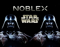 Noblex Star Wars · Advertising Campaign