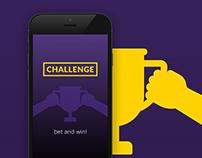 Challenge App Design