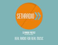 SETHRADIO Podcast (Logo/Identity)