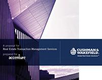 Cushman Wakefield Presentation Booklet