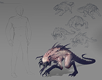 Character and Creature Designs and Concepts