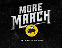 More March at Buffalo Wild Wings