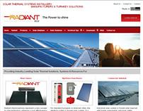 Radiant Website