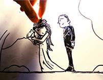 Stop-Mo Wedding Invitation