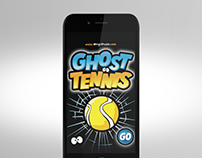 Ghost Tennis Cover Game Design (DEMO)