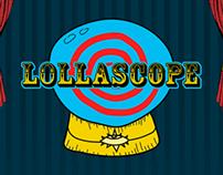 Hacklolla - Lollascope app