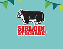 Sirloin Stockade - Comercial TV