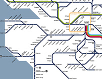 UK National Rail Maps
