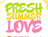 Fresh Summer Love - Tucano Coffee