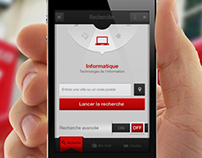 Adecco on IPhone