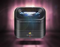 Lens icon