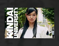 """The official website of """"KINDAI UNIVERSITY"""""""