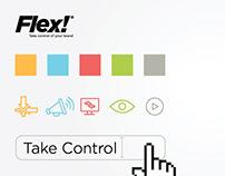 Flex animation