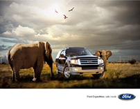 "Ford Expedition ""KSA 2008"""
