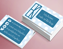 Business Card // Personal Brand