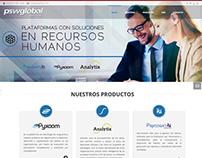 HR services website