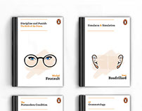 Penguin Philosophy Book Covers