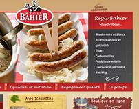 Site web Bahier (proposition)