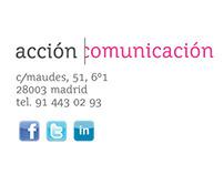 Acción comunicación