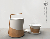 cioèS - Tableware design